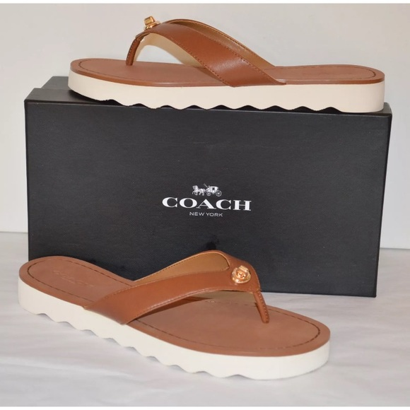 Coach Shoes - Coach Shelly Sandals NWOB various Sizes